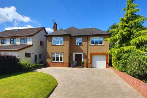 4 bedroom detached house to rent - Marionville Gardens, Llandaff, Cardiff