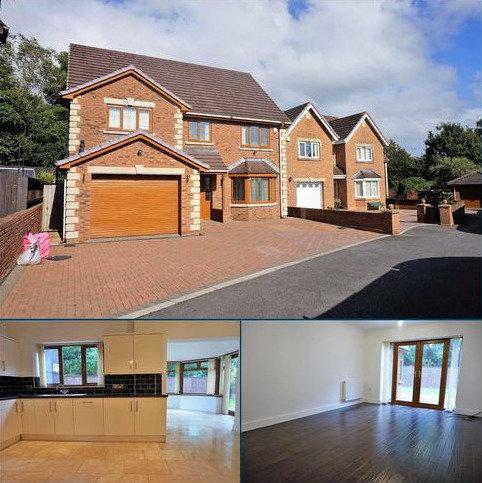 6 bedroom detached house for sale - Lon Y Felin, Swansea, SA4