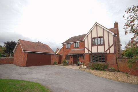 4 bedroom detached house for sale - Pinfold Hill, Shenstone, Lichfield, WS14