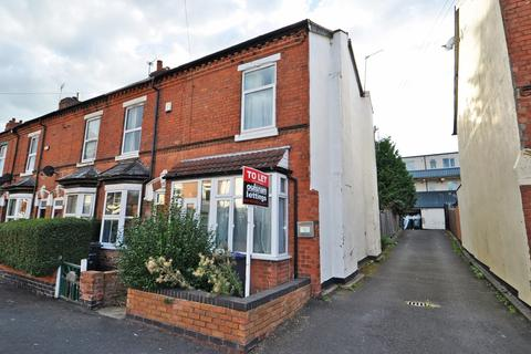 2 bedroom end of terrace house to rent - Warren Road, Stirchley, Birmingham, B30