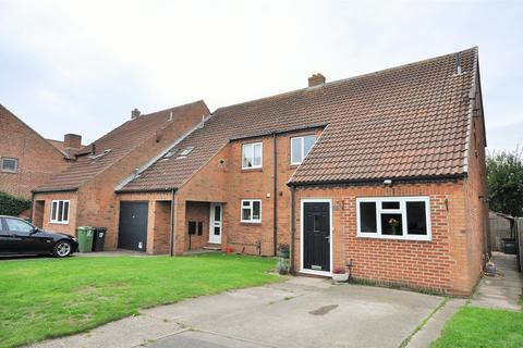 3 bedroom semi-detached house for sale - Back Lane, Knapton, York YO26 6QJ