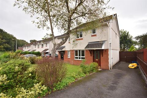 3 bedroom semi-detached house to rent - Clos Canowen, Cwmrhydyceirw, Swansea