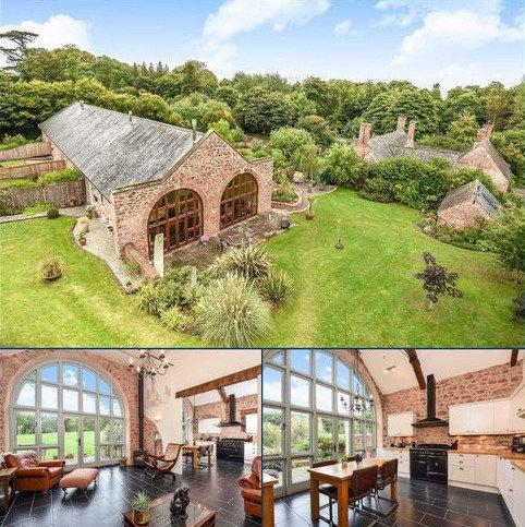 4 bedroom bungalow for sale - Middle Chipley, Langford Budville, Wellington, Somerset, TA21