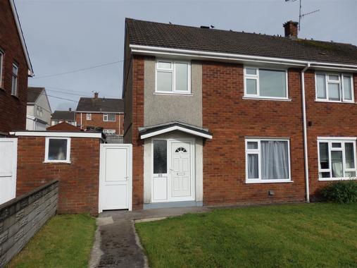 Penyfan Road Llanelli 3 Bed Semi Detached House 107 500