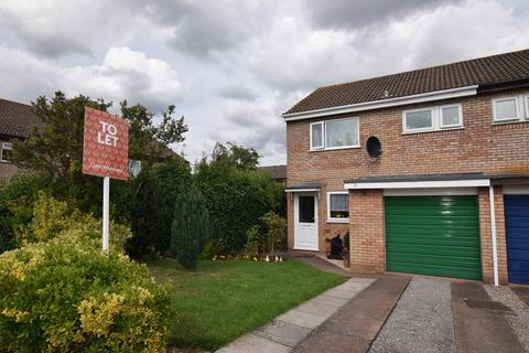 3 bedroom semi-detached house to rent - Newbarn Park Road, Taunton