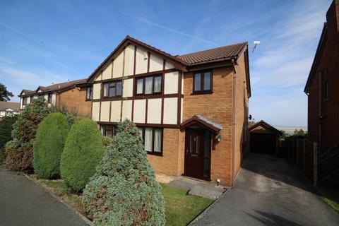 3 bedroom semi-detached house for sale - Ffordd Dwyfor, Greenfield