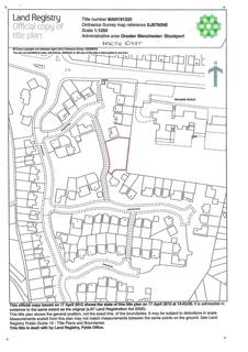Land for sale - Tennyson Close, Heaton Mersey