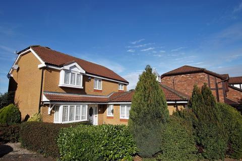 4 bedroom detached house for sale - Beech Close, Dunholme