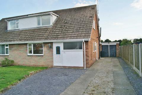 3 bedroom semi-detached bungalow for sale - Nayland Avenue, Gresford