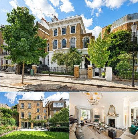 6 bedroom terraced house for sale - Clarendon Road, Holland Park, London