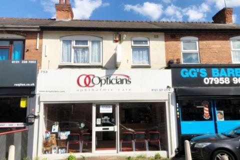 Workshop & retail space for sale - Ward End, B8