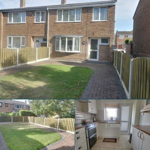 3 bedroom semi-detached house for sale - Heather Walk, Bolton-upon-Dearne, Rotherham