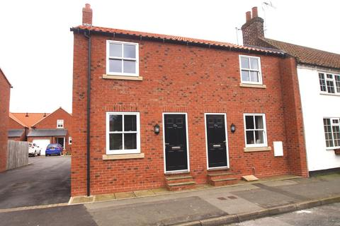 2 bedroom semi-detached house to rent - Middle Street, Nafferton