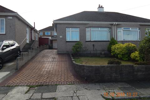 2 bedroom semi-detached bungalow to rent - Higher Mowels, Compton, Plymouth PL3