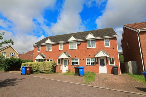 2 bedroom townhouse to rent - Speedwell Way, Three Score , Norwich , Norfolk NR5