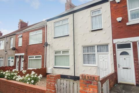 4 bedroom terraced house to rent - George Street, Ashington, Northumberland, NE63 9HJ