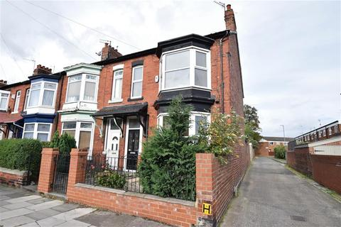 3 bedroom end of terrace house for sale - Lancaster Road, Linthorpe, Middlesbrough, TS5 6PF