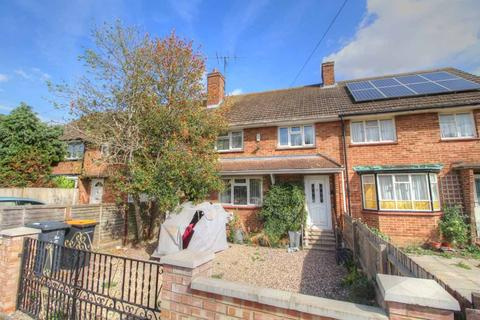 3 bedroom terraced house for sale - Tithe Barn Road, Wootton, Bedfordshire, MK43