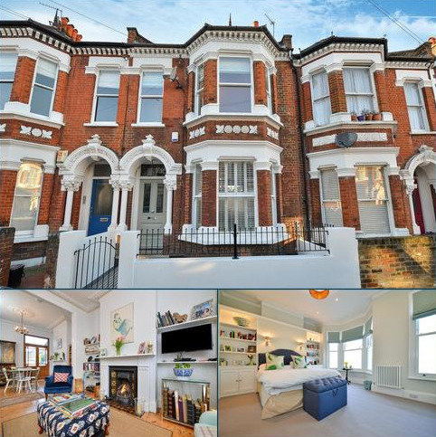4 bedroom terraced house for sale - Ashmere Grove, Brixton