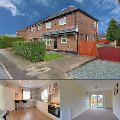 3 bedroom semi-detached house for sale - Jesmond Grove, Blurton, ST3 3JZ