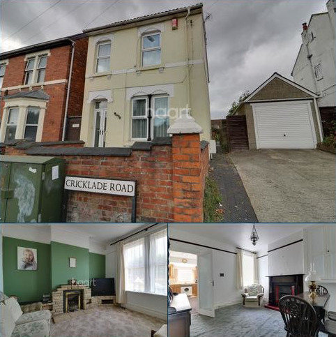 2 bedroom detached house for sale - Cricklade Road, Swindon, Wiltshire