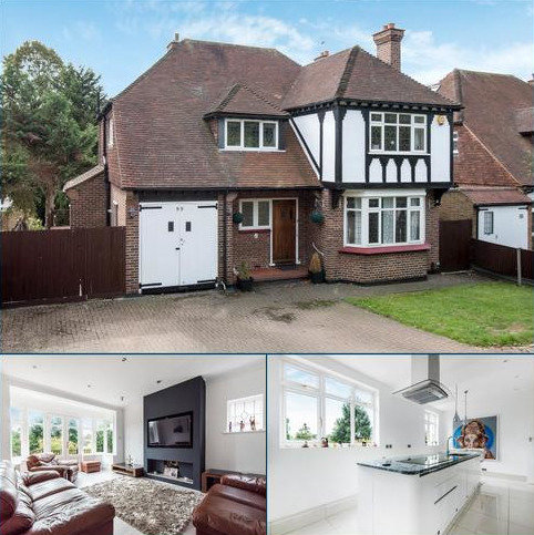 4 bedroom detached house for sale - Westmoreland Road, Bromley