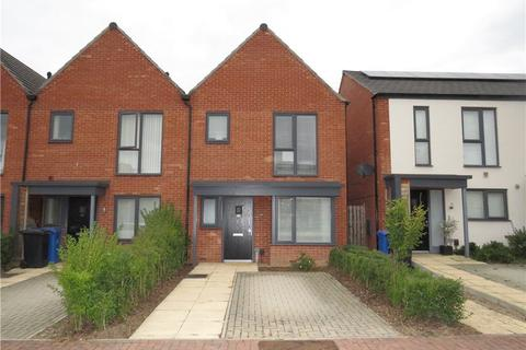 2 bedroom semi-detached house for sale - Prince George Drive, Derby
