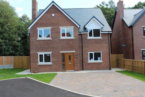 5 bedroom detached house for sale - Plot 27 Bearcroft Mere, Hinstock