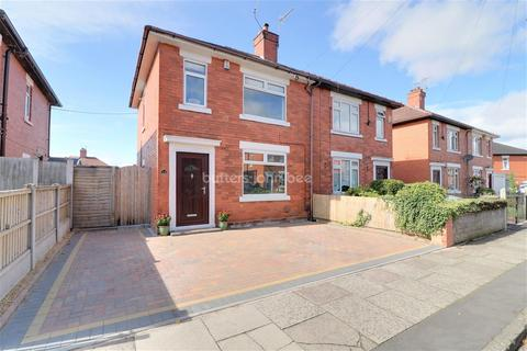 2 bedroom semi-detached house for sale - Niall Road, Hanford, Stoke-on-Trent