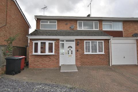 4 bedroom semi-detached house for sale - Warnford Road, Tilehurst, Reading