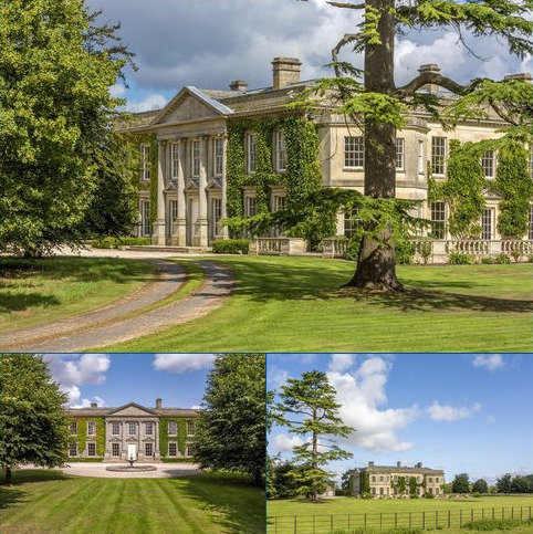 8 bedroom detached house for sale - Bledisloe House, Coates, Cirencester, Gloucestershire, GL7
