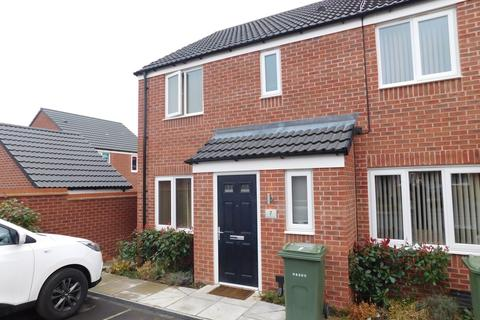 3 bedroom townhouse to rent - Nightingale Close, Kings Clipstone