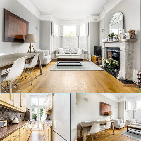 2 bedroom flat for sale - Wandsworth Common West Side, Wandsworth, London, SW18