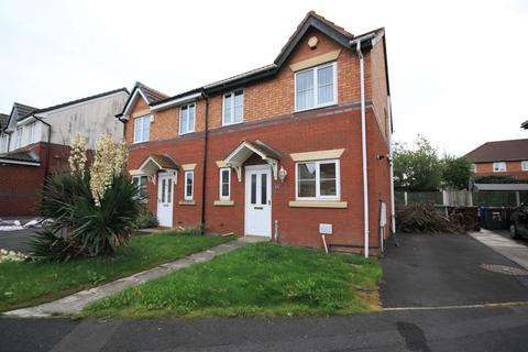 3 bedroom semi-detached house to rent - Sherwood Drive, Wigan, WN5