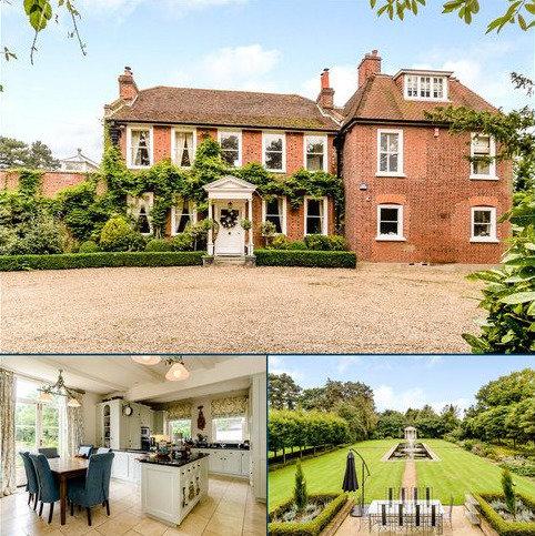 7 bedroom detached house for sale - Hunsdon Road, Widford, Ware, Hertfordshire, SG12