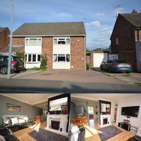 3 bedroom semi-detached house for sale - Browning Road, Braintree, Essex, CM7