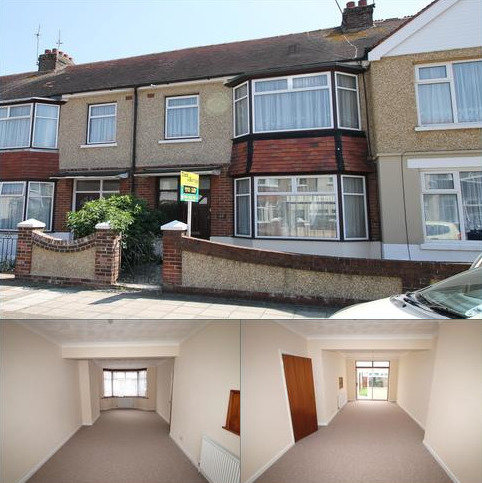 3 bedroom terraced house to rent - Westwood Road, Hilsea, Portsmouth PO2