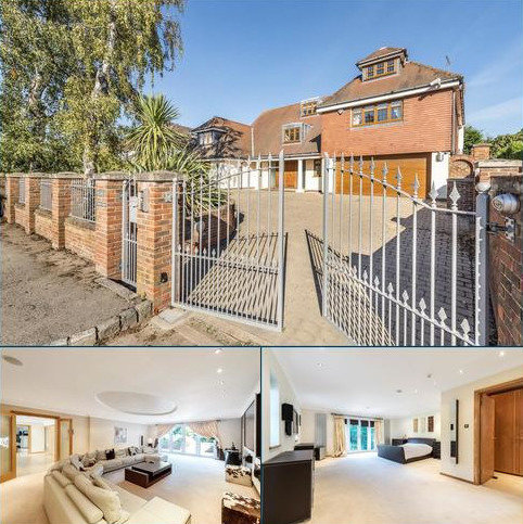6 bedroom detached house for sale - Hill Brow, Bromley