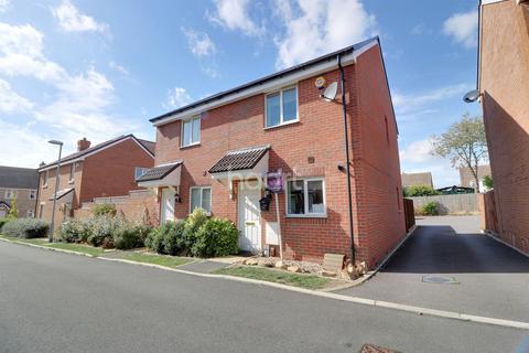 2 bedroom semi-detached house for sale - Trowbridge Close, Swindon, Wiltshire