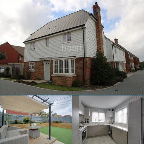 3 bedroom detached house for sale - Song Thrush Drive, Ashford, Kent, TN25