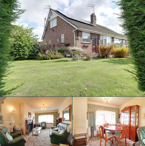 2 bedroom semi-detached house for sale - Barwood Avenue, Church Lawton