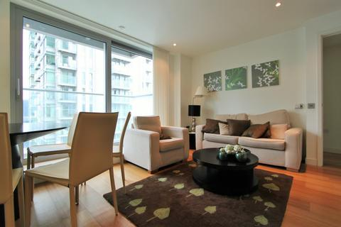 1 bedroom flat to rent - West Tower, Pan Peninsula, Canary Wharf, E14