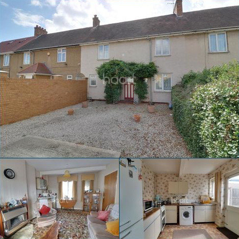 3 bedroom terraced house for sale - Hayes Town