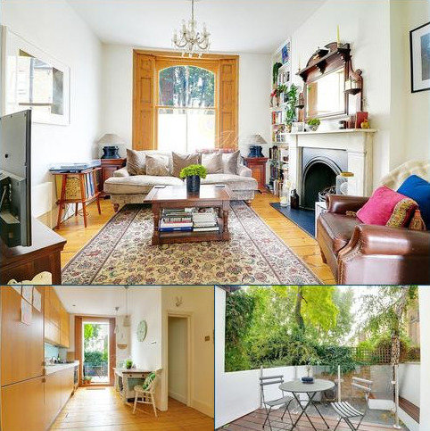 2 bedroom maisonette for sale - St Peter's Street, Islington, N1