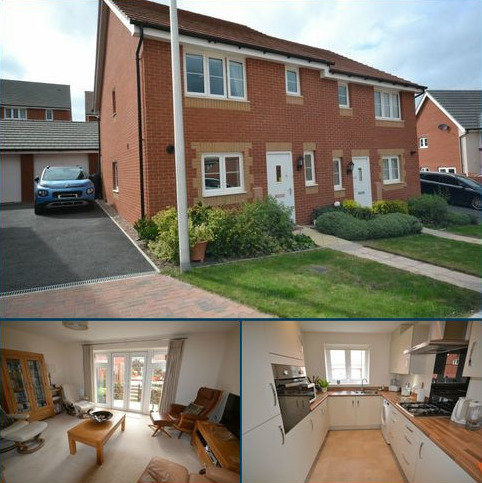3 bedroom semi-detached house for sale - HAROLD WAY, OTTERY ST MARY