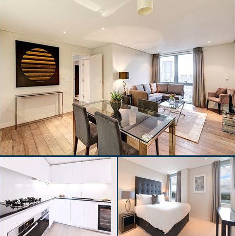 2 bedroom flat to rent - Nine Elms Point, SW8