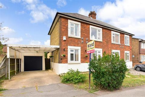 2 bedroom semi-detached house for sale - Common Road, Bluebell Hill, Chatham, Kent
