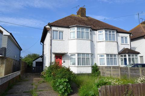 3 bedroom semi-detached house for sale - Herne Bay Road, Tankerton, Whitstable