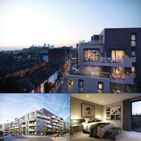 1 bedroom flat for sale - Greenwich Square - Courtyard, SE10