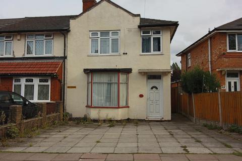 3 bedroom end of terrace house for sale - Capcroft Road, Billesley , Birmingham B13